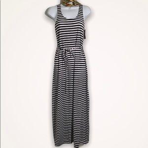 Just Love Sun Dress Maxi T-shirt Dress M NWT